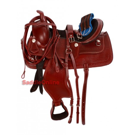15 Gorgeous Mahogany Trail Western Horse Saddle Tack