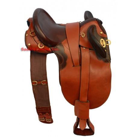 Without Horn Australian Saddle Stirrups 16