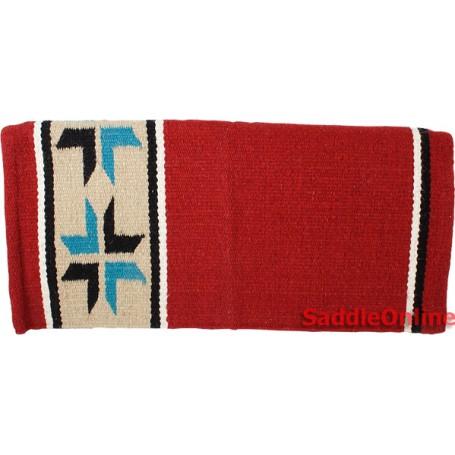 Cutting Reining Western Wool Show Blanket Pad