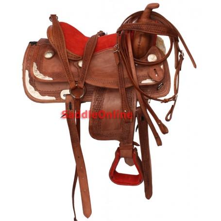 New Pony Western Show Saddle Tack Set 13