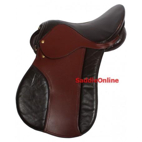 New English 16 Dressage English Saddle Set