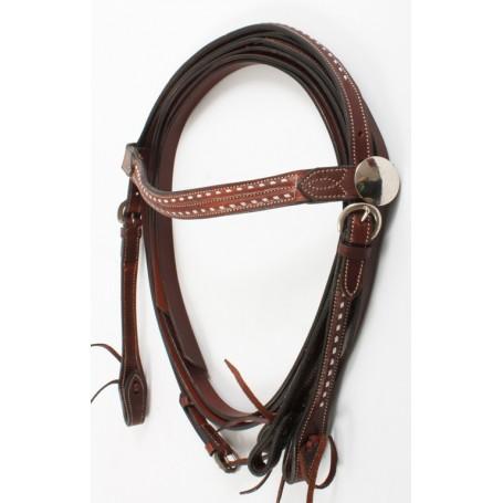 New Premium Quality Horse Headstall