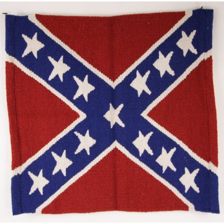 New US Confederate Western Wool Show Saddle Blanket