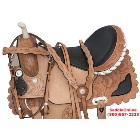 17  Barrel Racing Western Horse Saddle Tack