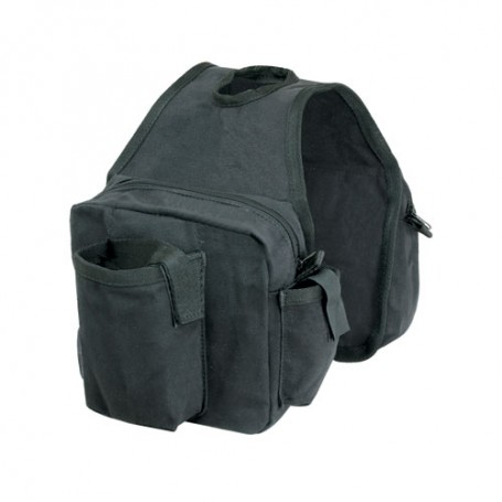 Heavy Canvas Abetta Horn Bags
