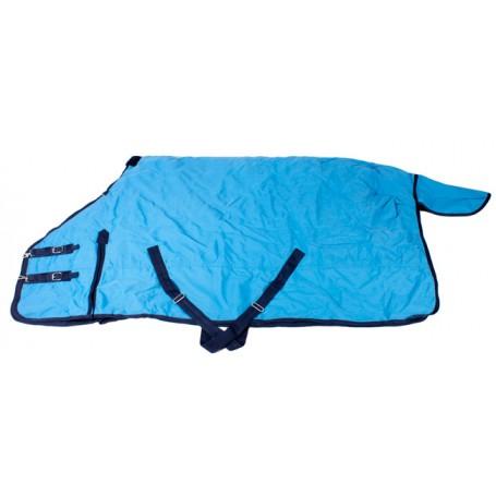 Waterproof 600D Blue Winter Turnout Horse Blanket 82