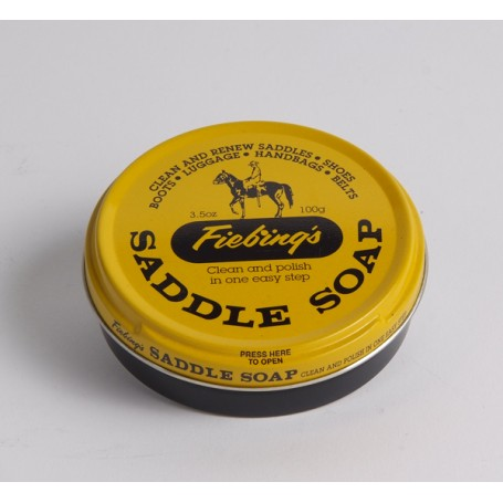 Fiebings Saddle Leather Care Soap