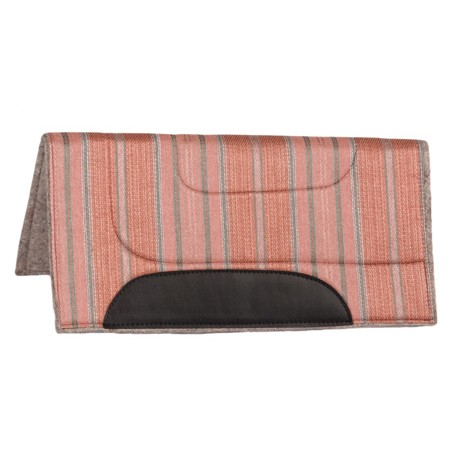 Pink Abetta Pony Barrel Racing Saddle Pad