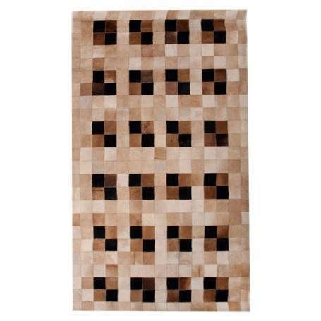 Beautiful 5X8 Cow skin leather Cowhide Rug Carpet