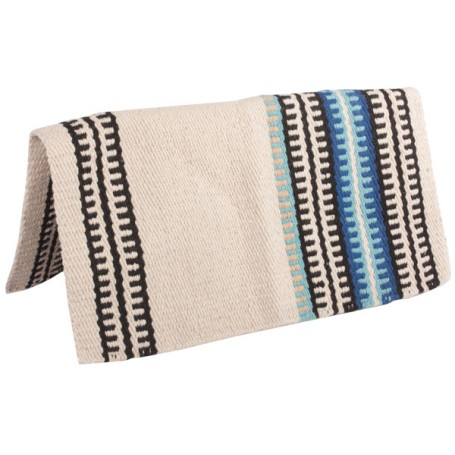 Wool Show Cutting Saddle Blanket
