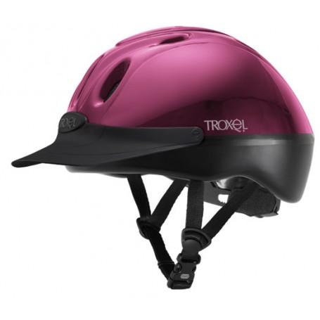 Troxel Graphic Helmet - Fuchsia