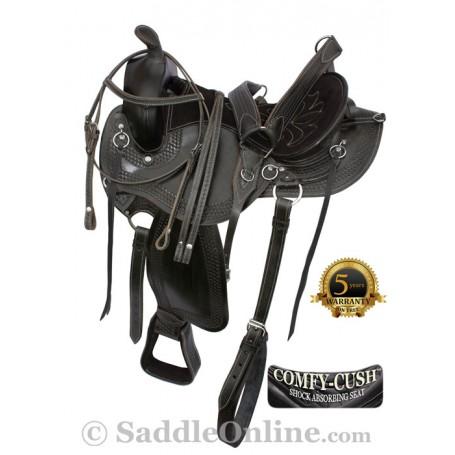18 Amazingly Comfortable Trail Premium Endurance Saddle
