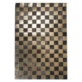 Contemporary 4X6 Cow Skin Leather Cowhide Rug Carpet