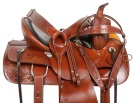 Comfy Cush Western Pleasure Trail Horse Saddle Tack 15 [10859]