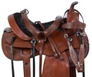 Comfy Western Pleasure Trail Endurance Horse Saddle Tack [11020]