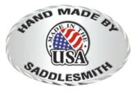 Made In USA by SaddleSmith